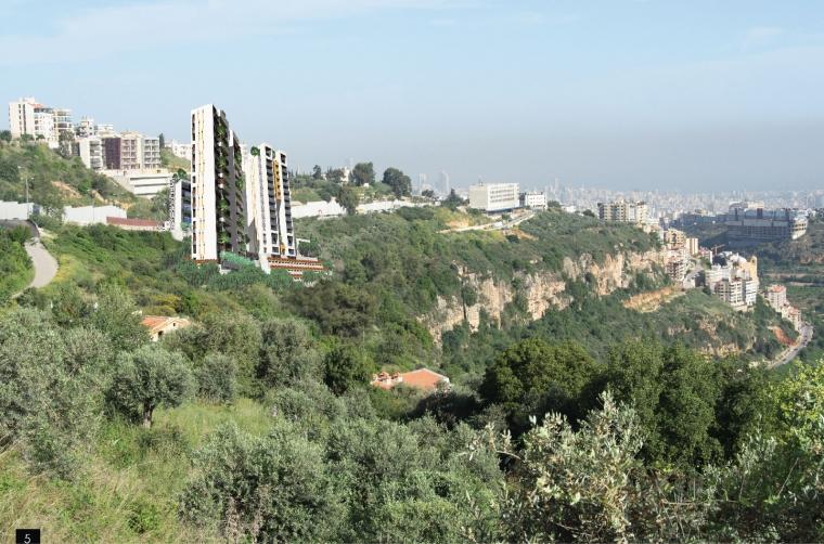 Beirut East Gate
